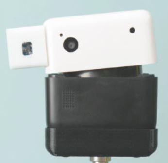 【実証実験第3弾】AI顔認証搭載のロボットが体験できます!